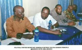 political party retreat
